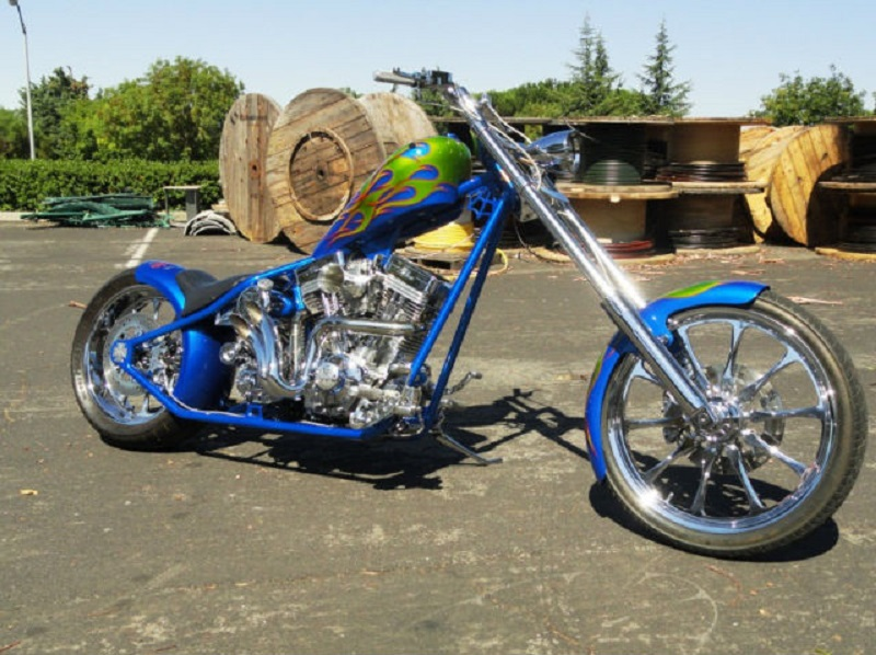 Les CHOPPERS 12bm9210