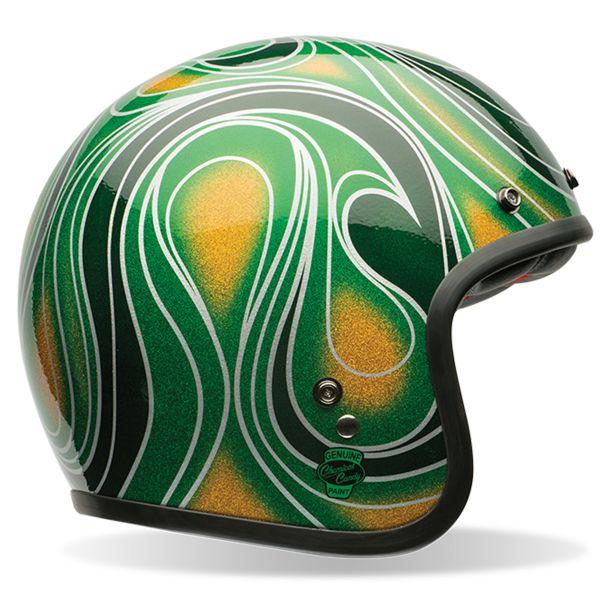 peinture sur  casques Custom11