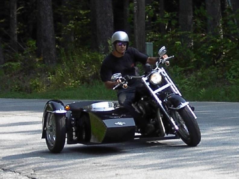 Les SIDE-CAR HARLEY et INDIAN Flex_010