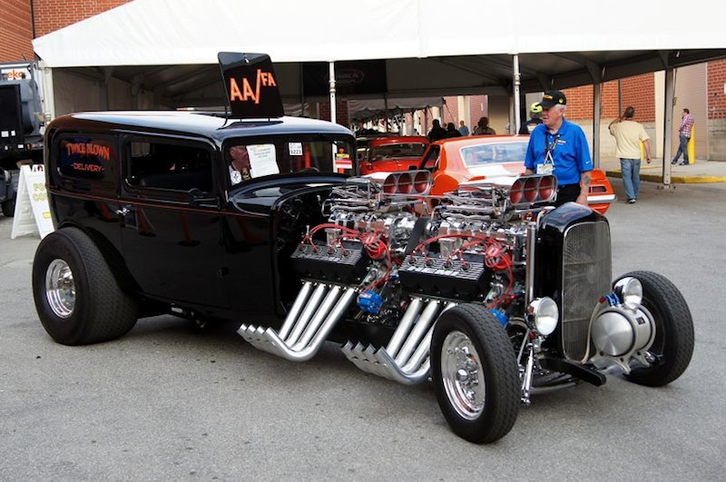 Hot - Rod US ou autres - Page 2 Ford-310