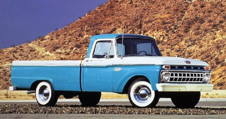 les pick-up Ford-f11