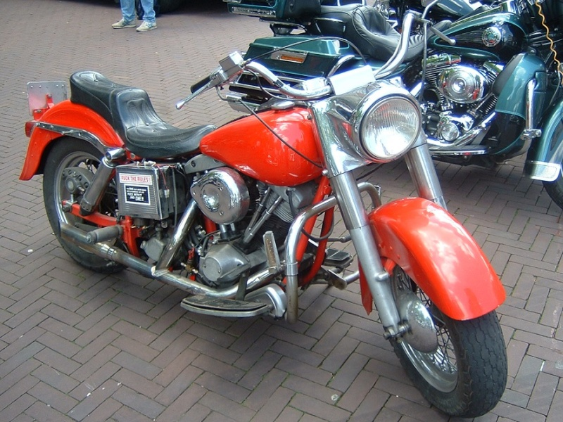 Les SHOVELHEAD Harley14