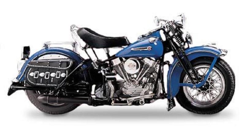 Les PANHEAD Harley15