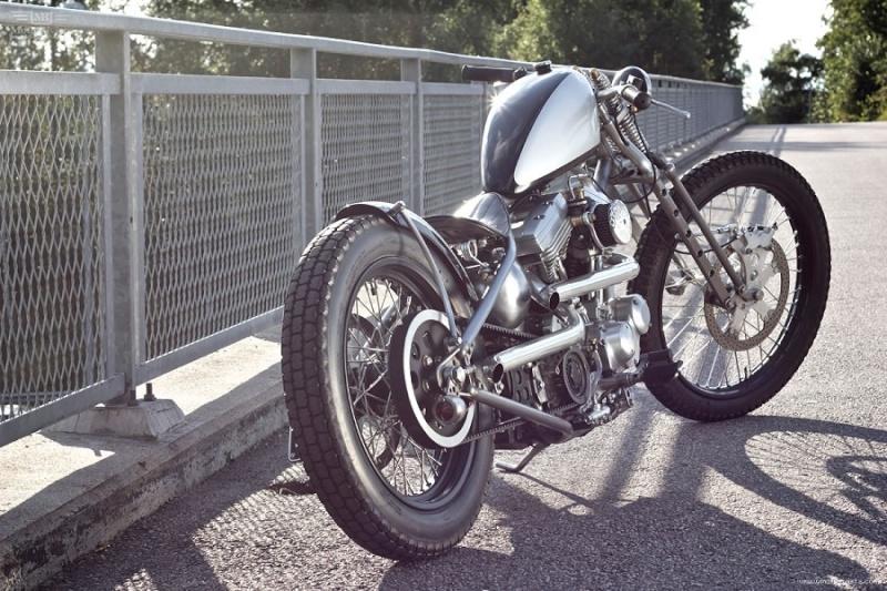 les Bécanes OLD SCHOOL Harley19