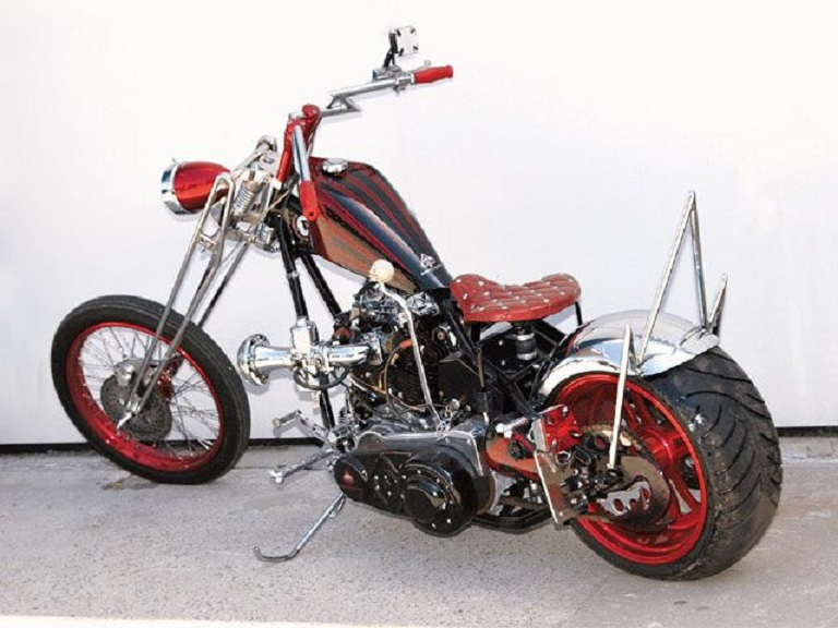 Les CHOPPERS - Page 4 Harley22