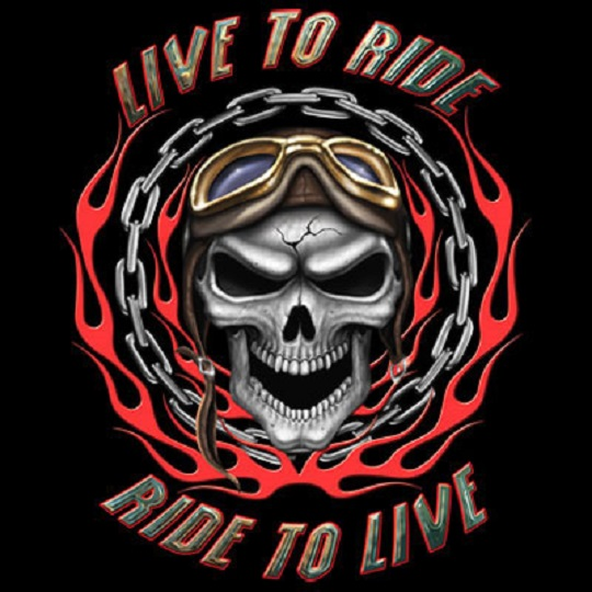 RIDE TO LIVE   LIVE TO RIDE Liveri10