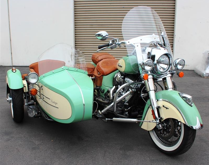 INDIAN CHIEF VINTAGE Ride-a10