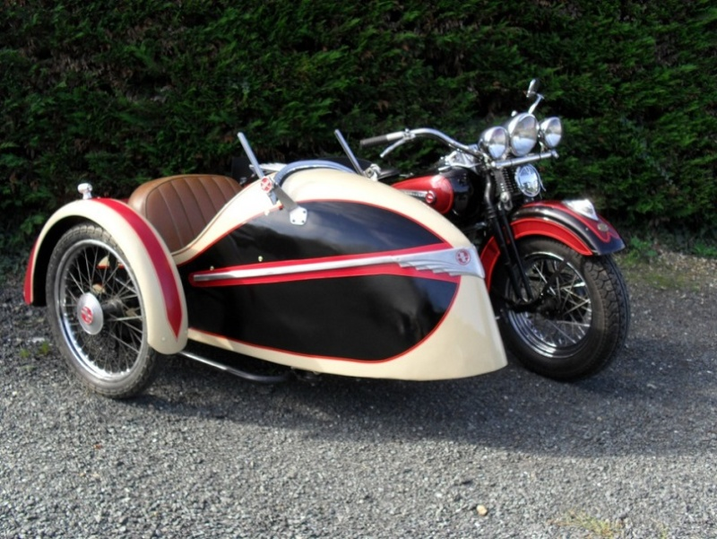 Les SIDE-CAR HARLEY et INDIAN Sam_2310