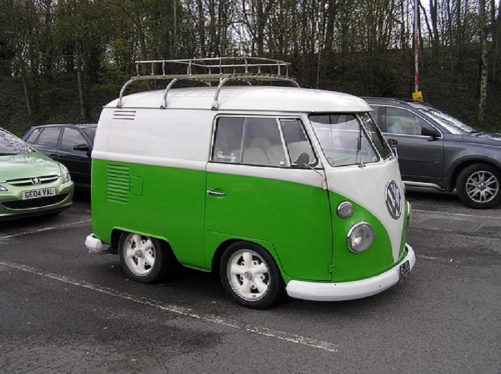 Les Combi VW OLD SCHOOL Shortb10