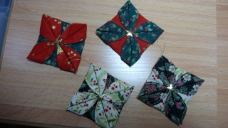 Fabric Xmas Decorations P1010717
