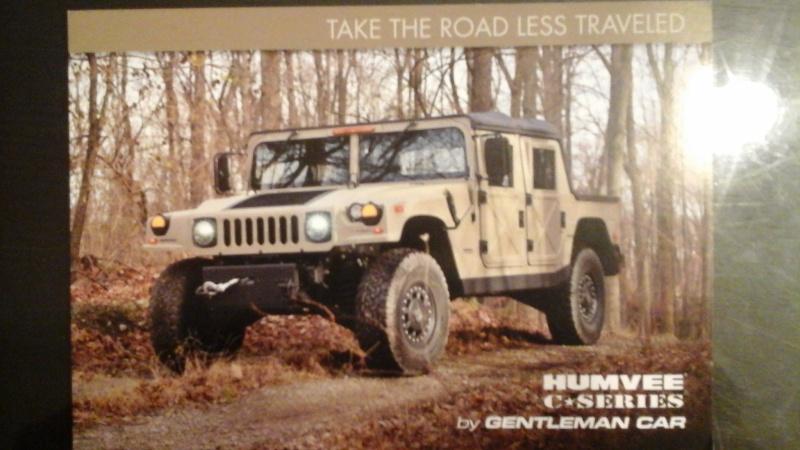 Humvee C* series 20151110