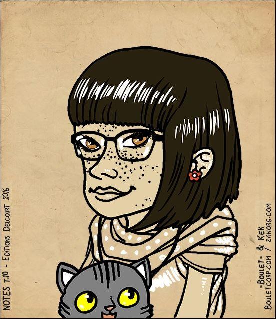 Le Bouletmaton : un avatar personnalisé signé Boulet Avatar10