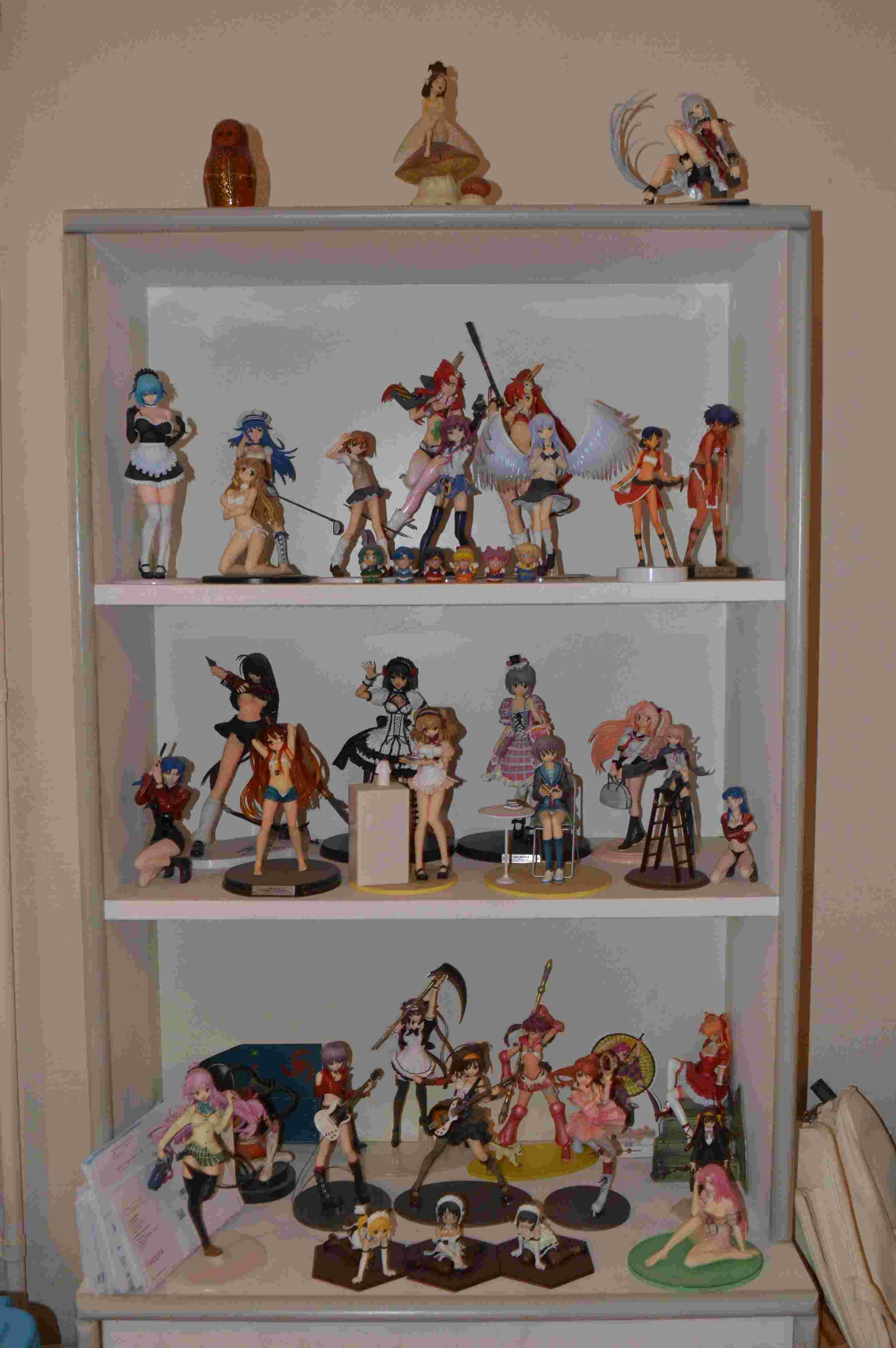 [Galerie] Les quelques figurines qui trainent chez moi Dsc_6118