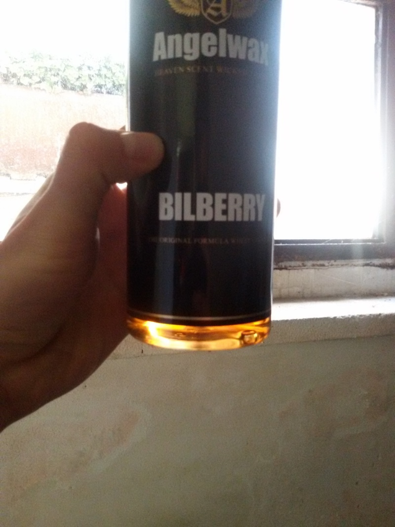 Angelwax Bilberry Concentrate - Pulitore Cerchi - Pagina 2 20160111
