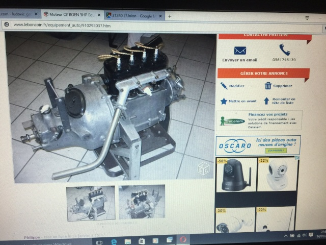 moteur à vendre Image12