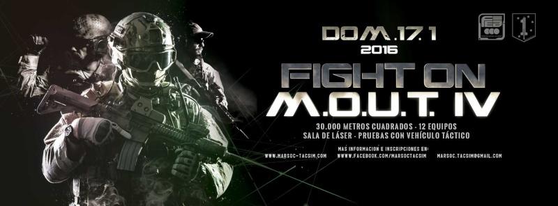 FIGHT ON M.O.U.T. IV Portad10