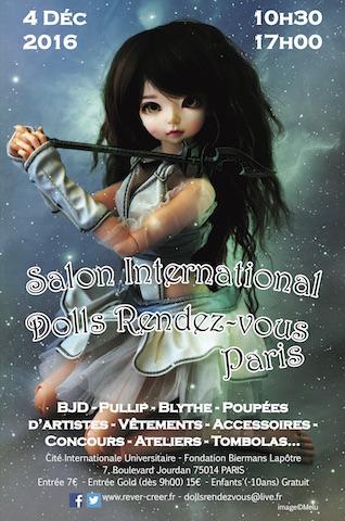 Dolls Rendez-Vous 4 décembre 2016 Flyer_10