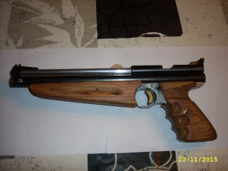 crosman 2300T carabine et 1322 custom Jd531015