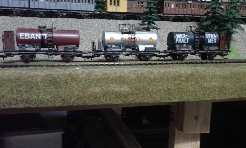 Güterwagen Epoche I 20151217