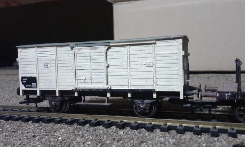 Güterwagen Epoche I 20151220