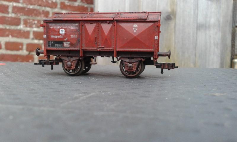 Güterwagen Epoche I 20151221