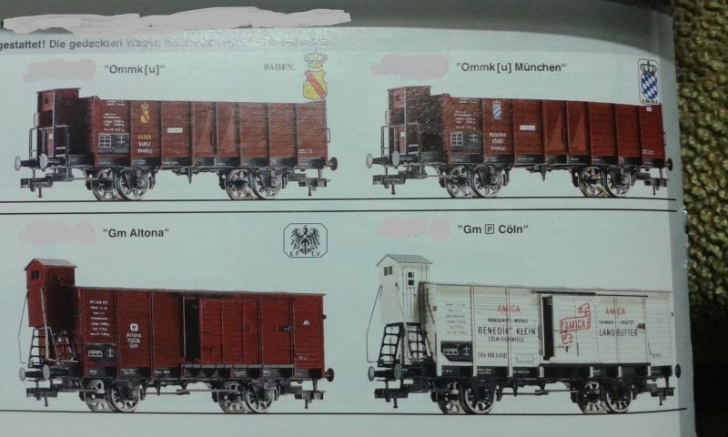 Güterwagen Epoche I 20151222