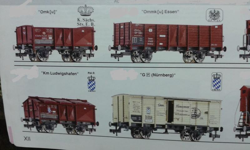 Güterwagen Epoche I 20151223