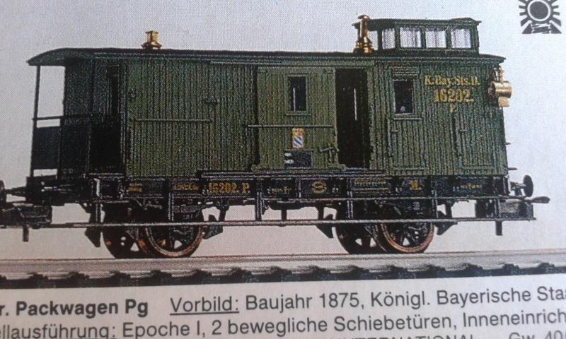Güterwagen Epoche I 20151224