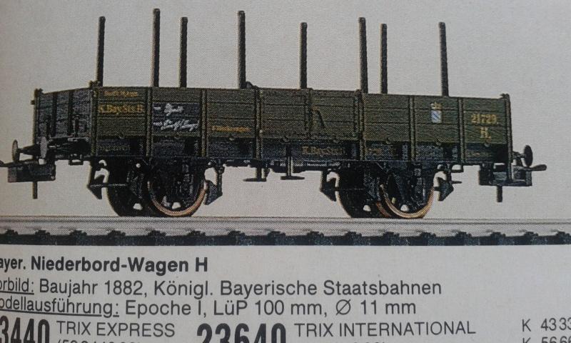 Güterwagen Epoche I 20151226