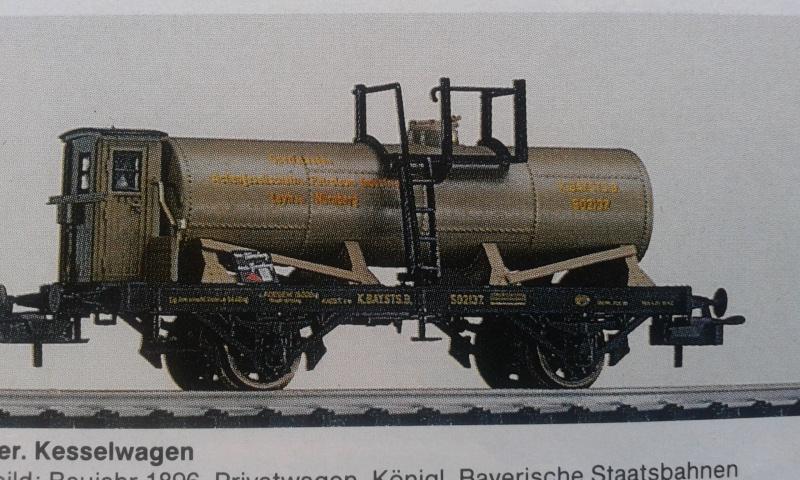 Güterwagen Epoche I 20151227