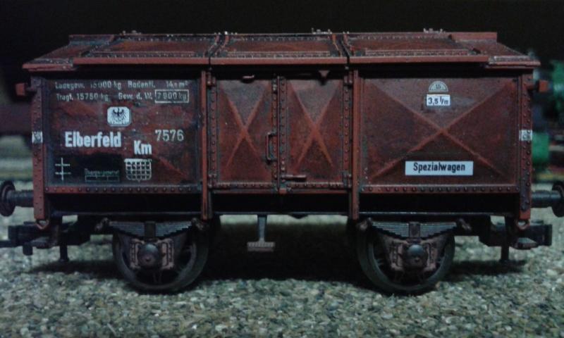 Güterwagen Epoche I - Seite 3 20160138