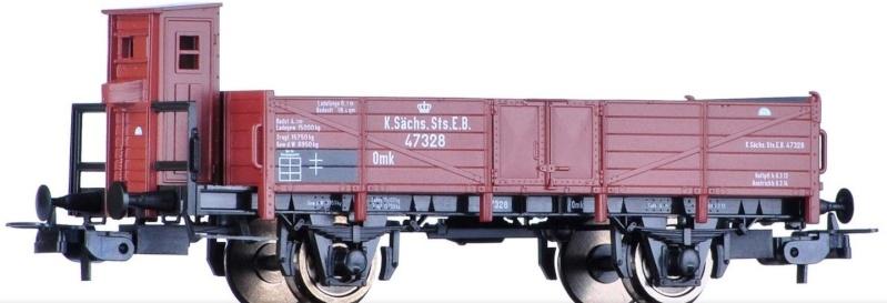 Güterwagen Epoche I _571_211