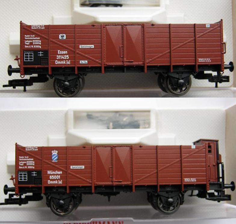 Güterwagen Epoche I T2ec1610