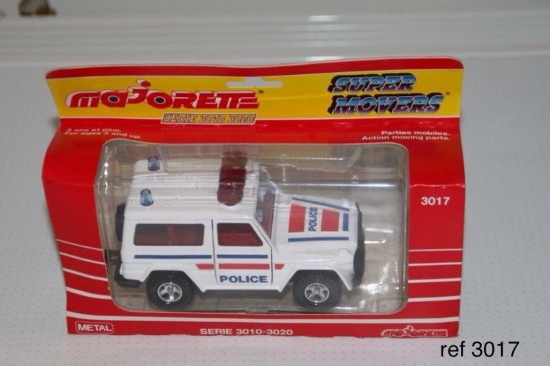 N°3017 MERCEDES 230 GE Image28