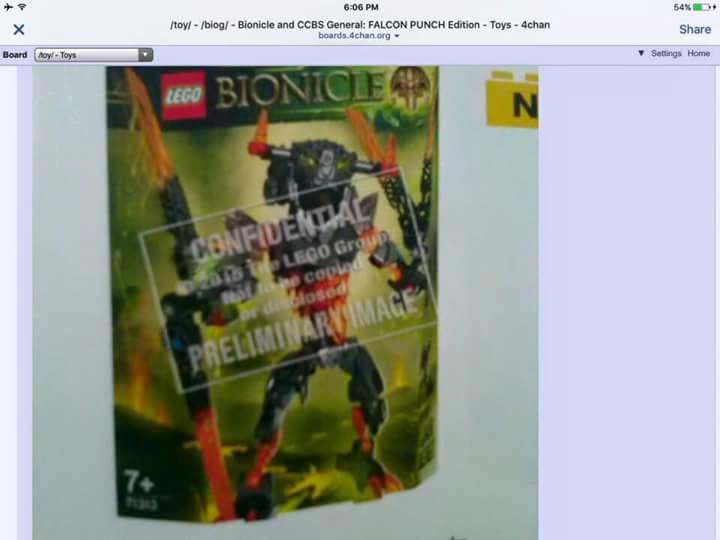 [Univers] Mystère et hypothèse sur la GEN 2 de Bionicle - Page 4 12495110