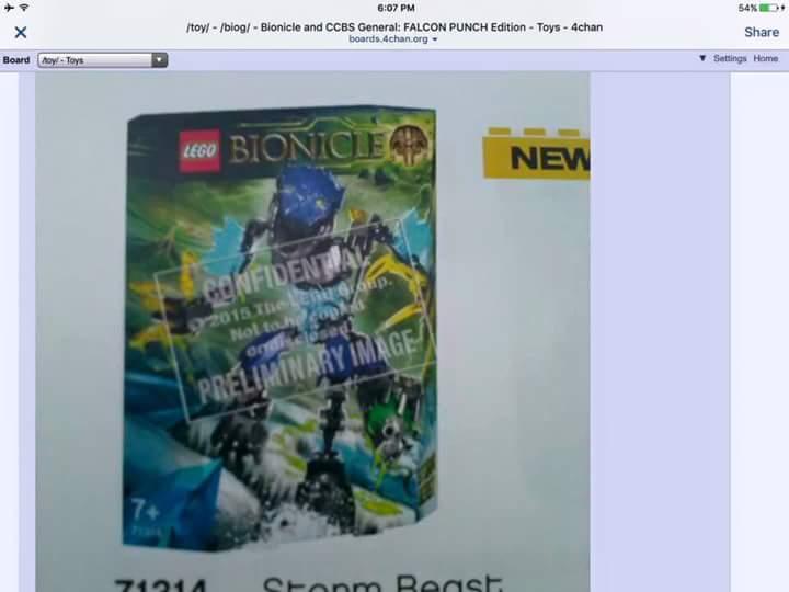 [Univers] Mystère et hypothèse sur la GEN 2 de Bionicle - Page 4 12512710