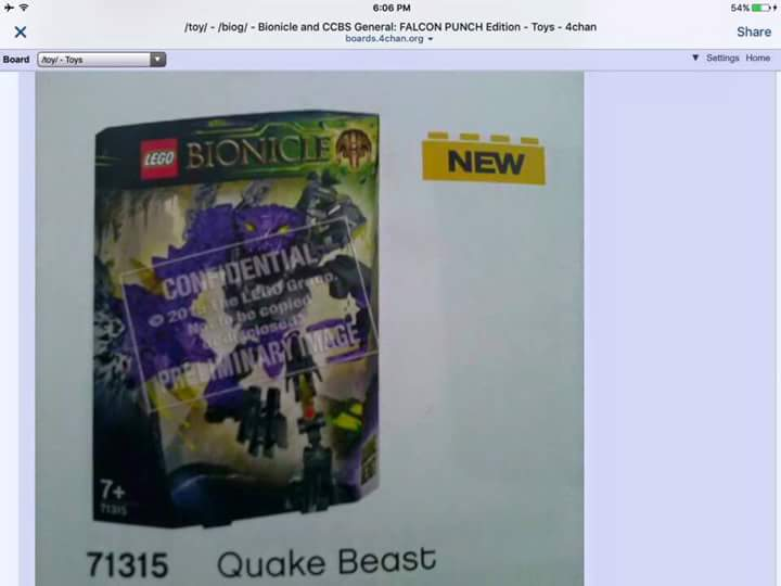 [Univers] Mystère et hypothèse sur la GEN 2 de Bionicle - Page 4 12540610