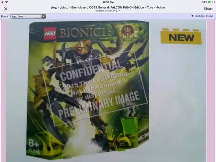 [Univers] Mystère et hypothèse sur la GEN 2 de Bionicle - Page 4 12565310