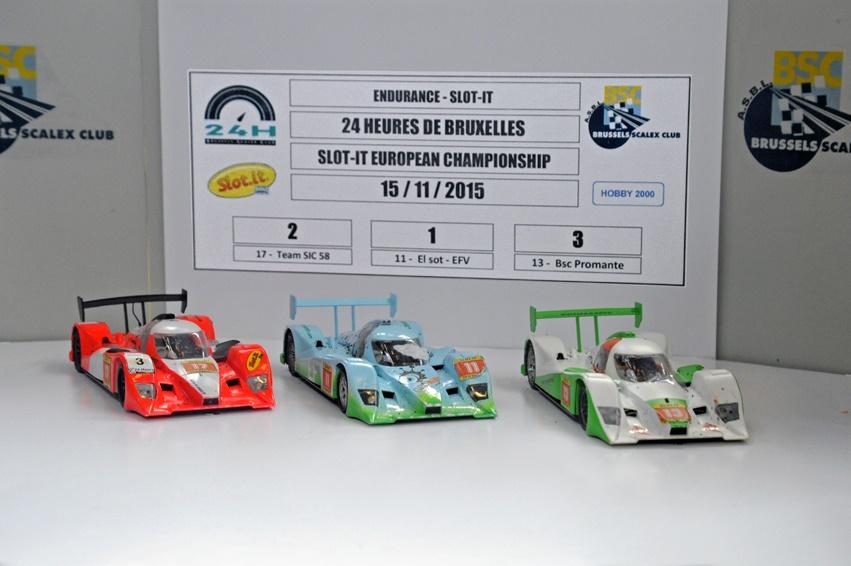 24 HEURES DE BRUXELLES (Joli-Bois) 2015 - Page 2 Podium12