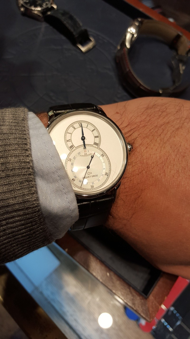 New Jaquet Droz 20151289