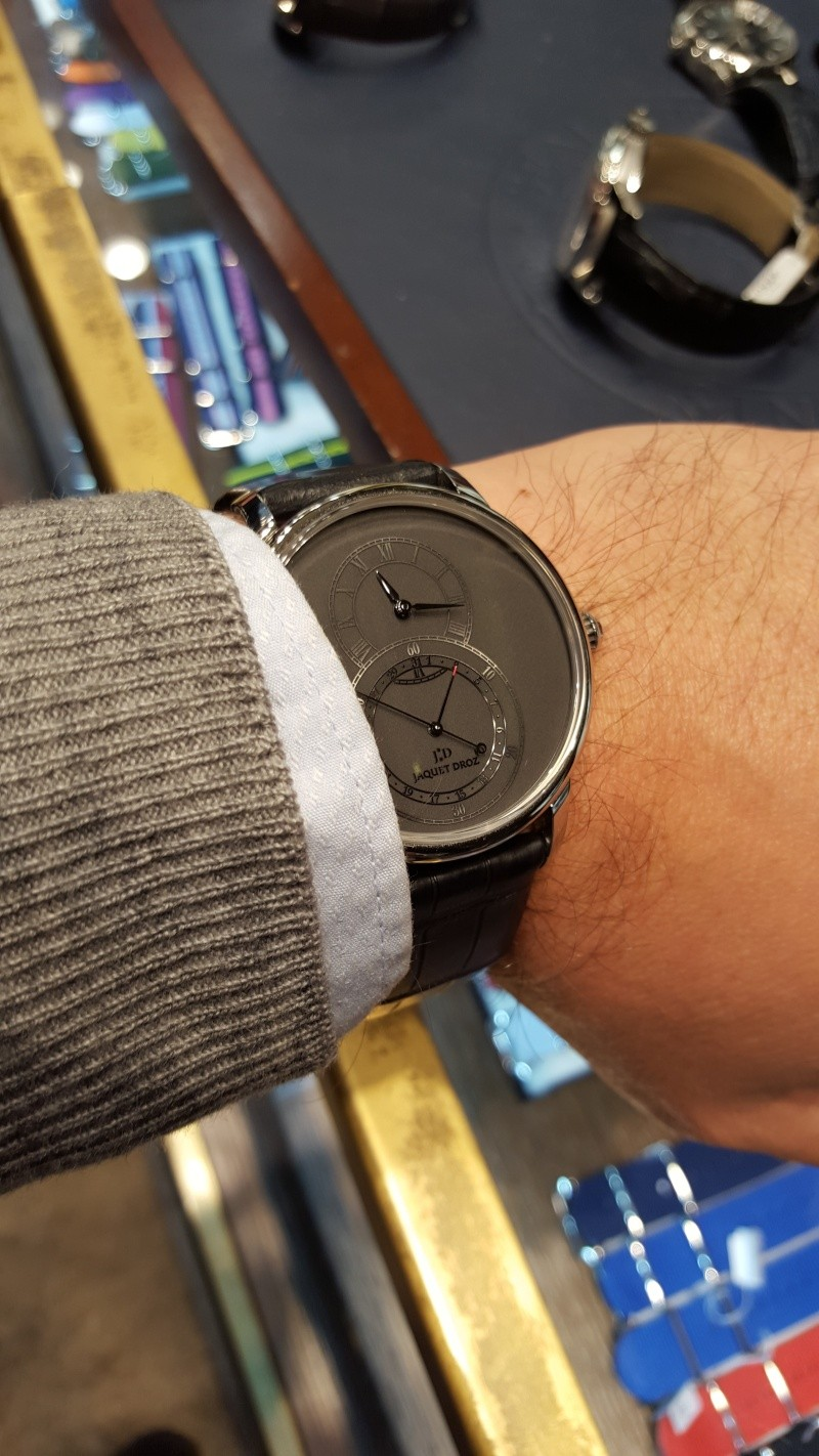 New Jaquet Droz 20151290