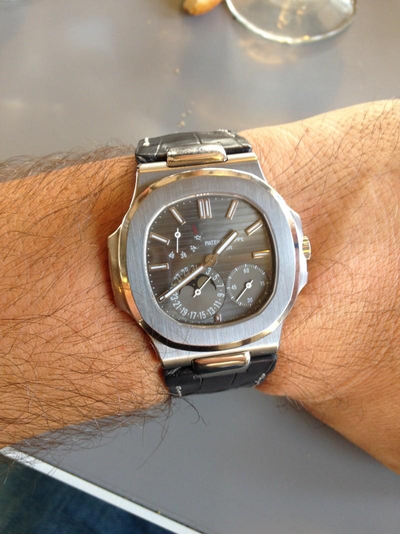 vacheron - Pour vous, quelle montre est le summum des montres ? - Page 2 Img_6611