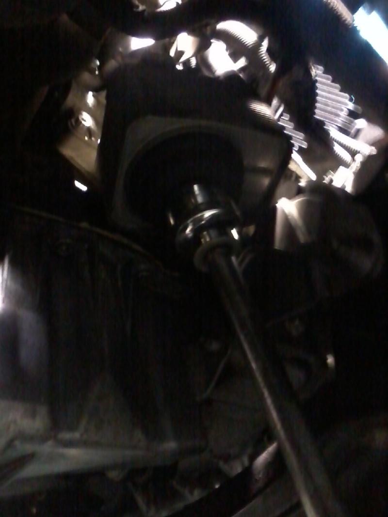 TUTO : Vidange moteur Avenger CRD SXT 2 L Photo041