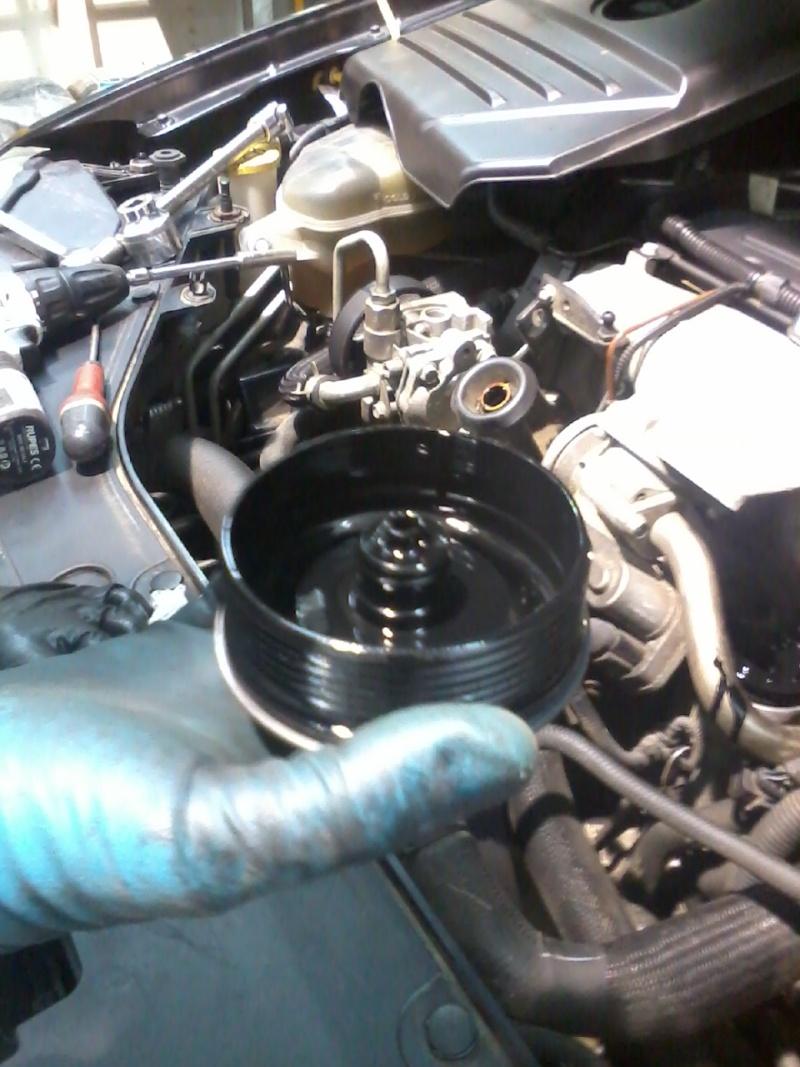 TUTO : Vidange moteur Avenger CRD SXT 2 L Photo046