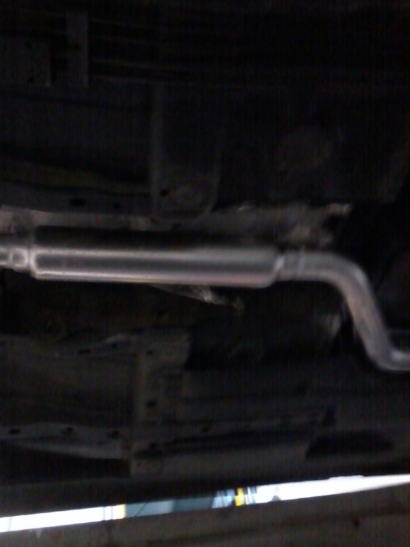 TUTO : Vidange moteur Avenger CRD SXT 2 L Photo049