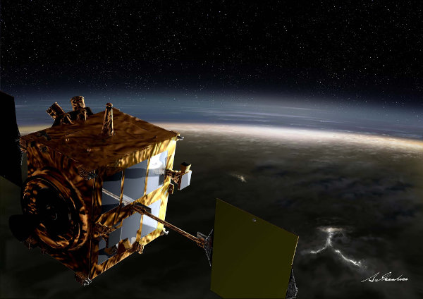 Akatsuki (Venus Climate Orbiter) - Mission de la sonde spatiale - Page 6 126