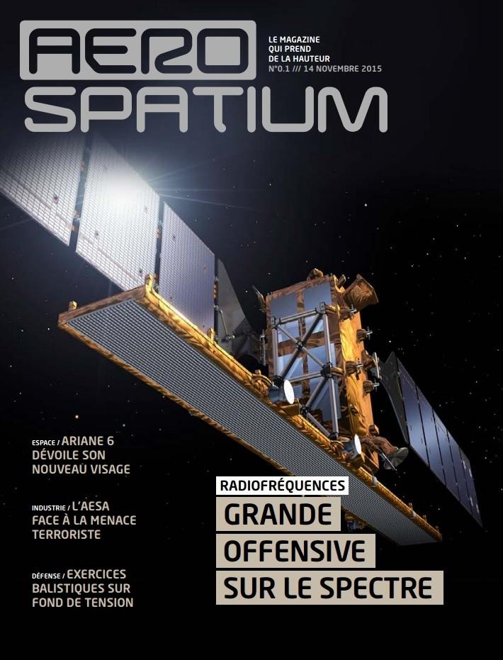 Aero-Spatium, nouveau magazine bi-mensuel Screen14