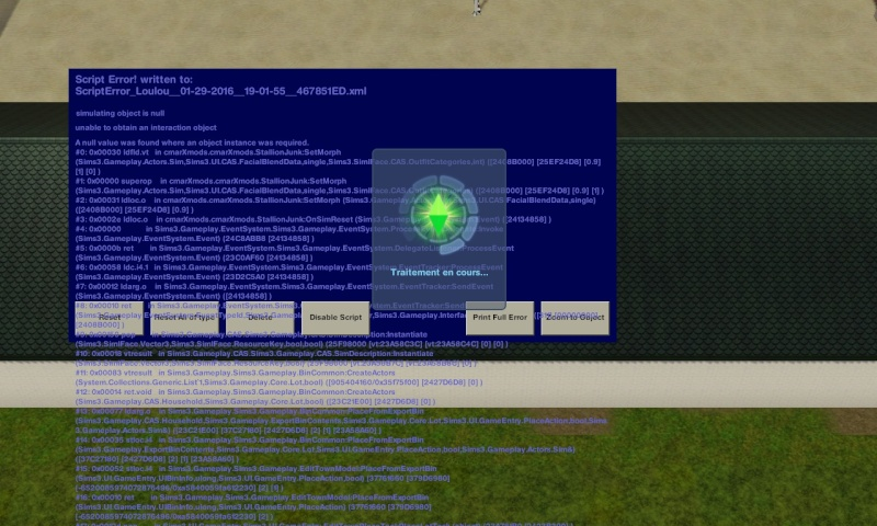 Bug fond bleu HELP ! Ts3_2010