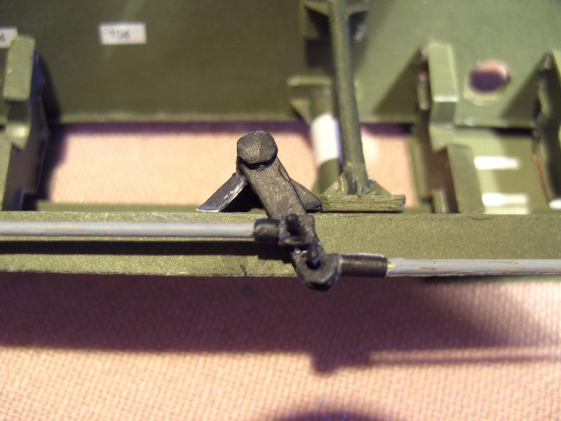 Fertig -  SS-1C SCUD B von Modelik gebaut von Holzkopf  Bild1315
