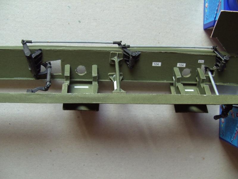 Fertig -  SS-1C SCUD B von Modelik gebaut von Holzkopf  Bild1320